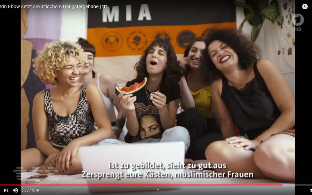 Musik-Empfehlung: Ebow – Feministischer, antirassistischer Deutschrap
