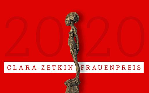 Wir sind für den Clara Zetkin Preis nominiert