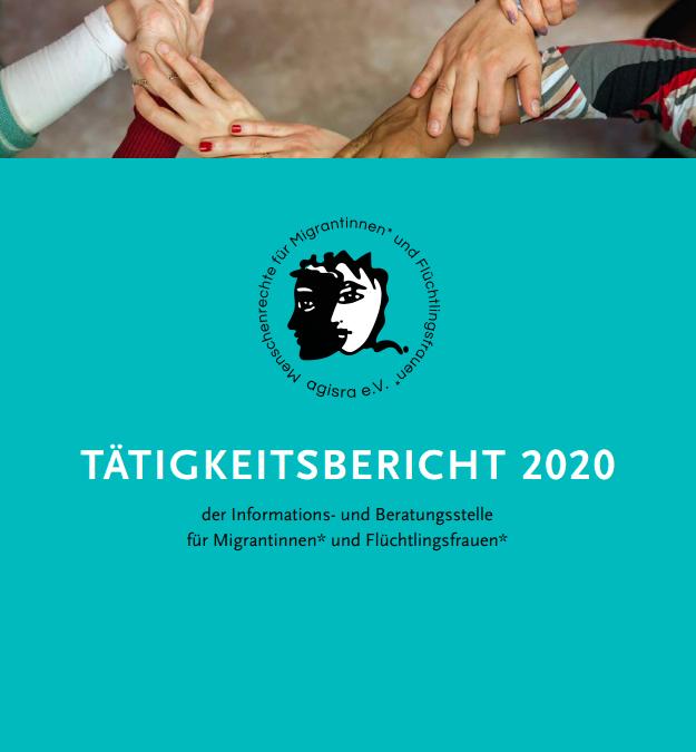 Der neue Tätigkeitsbericht 2020 ist endlich da!